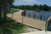 Boat Docks in Crystal River